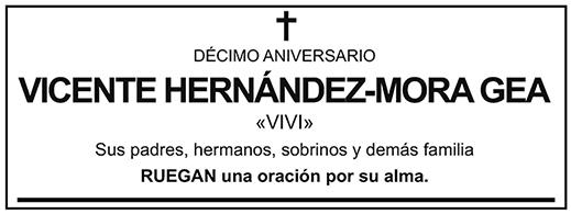 Vicente Hernández-Mora Gea