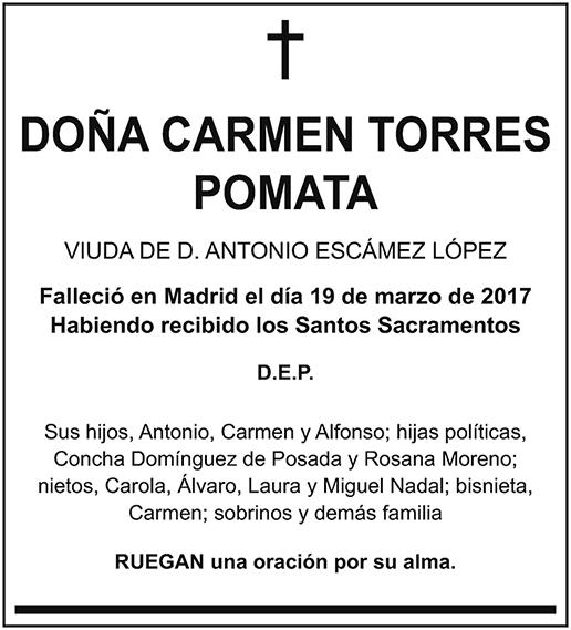 Carmen Torres Pomata